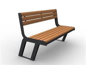3d bench park bench 3d model 3ds on discover the