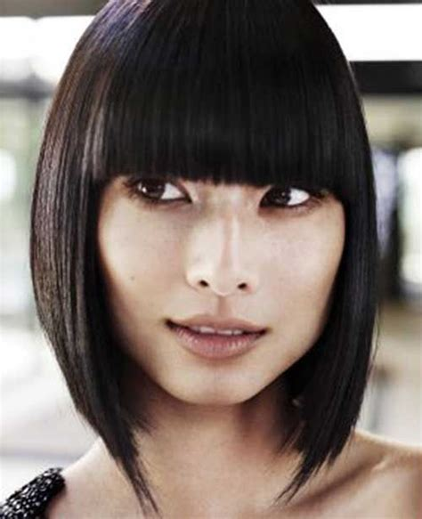 chinese bangs on black women chinese bob hairstyles 2015 2016 http www short