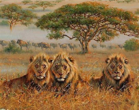imagenes de animales naturales im 225 genes arte pinturas im 225 genes paisajes naturales con