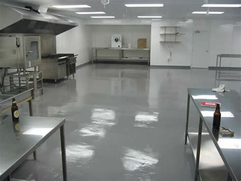 Commercial Kitchen Flooring Commercial Kitchen Floor Coating