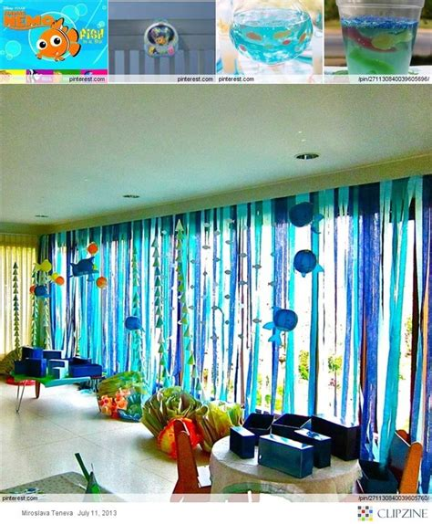 173 best cheap decorations for all parties images on Pinterest   Diy dinosaur party decorations