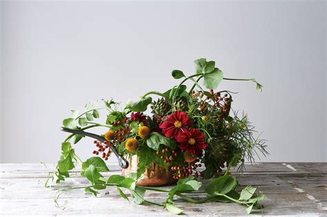thompson florist 6 summery flower and food arrangements for every style
