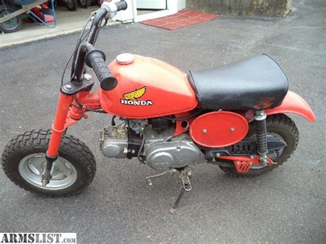 armslist for sale 1981 mini honda z 50r