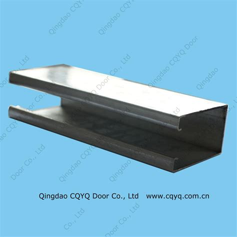 china industrial rolling door track china industrial