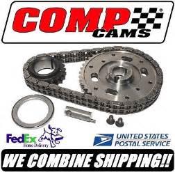 Comp cams sbf ford 5 0l 302ci 351w ultimate adjustable billet timing