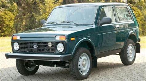 lada prezzo lada niva listino prezzi 2018 motori e consumi patentati