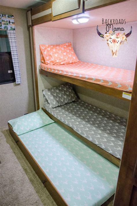rv bunk bed sheets 1000 images about sell it all travel on pinterest rv