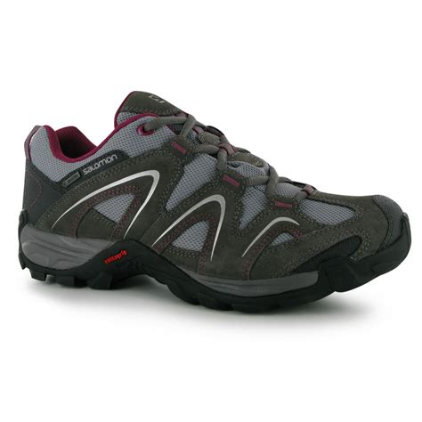 salomon salomon vandon lo gtx walking shoes