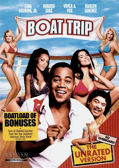 boat club cinema programs poster boat trip 2002 poster croazieră cu amor
