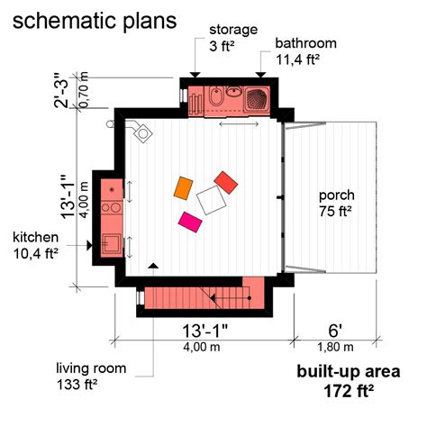 up house floor plan original pin up tiny house floor plans jpg 900 215 900 kat s pins pinterest