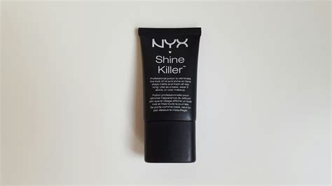 Review Nyx Shine Killer nyx shine killer review tales of