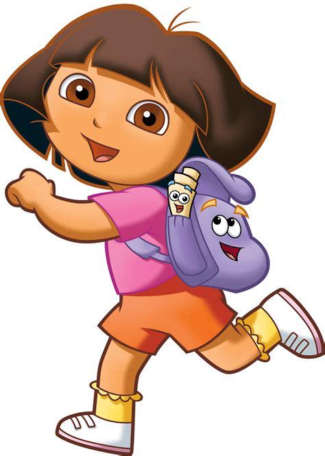 cartoon png cartoon characters dora the explorer png pack