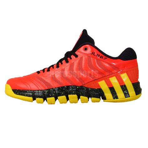 adidas black and yellow basketball shoes adidas crazyquick 2 low yellow black mens