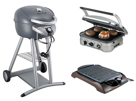 Best Electric Grill Best Electric Patio Grill