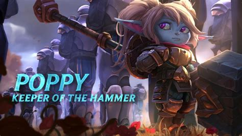 best of popy chion spotlight poppy keeper of the hammer พากย ไทย
