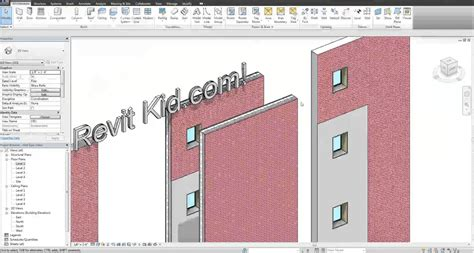 revit tutorial walls revit tutorial stack wall methods youtube