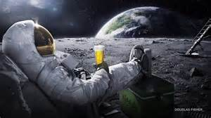 carlsberg astronaut hd pics about space