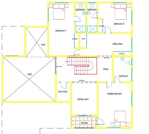 houe plans ghana house plans nii house plan