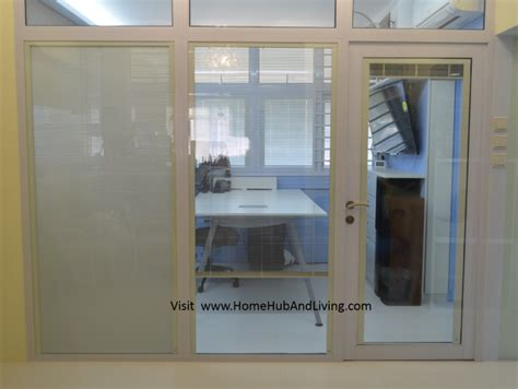 Smart Glass Doors Singapore Smart Blinds System For Privacy And Open Concepts Suits Different Designs E