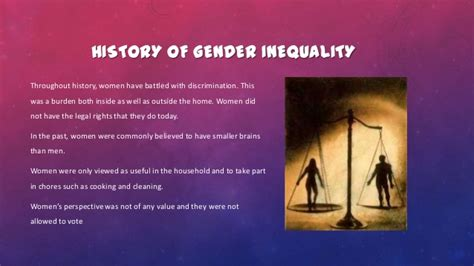 does gender inequality reduce gender inequality in successful gender equality
