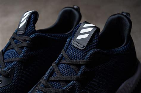 Alphabounce Navy adidas alphabounce navy white sneaker bar detroit