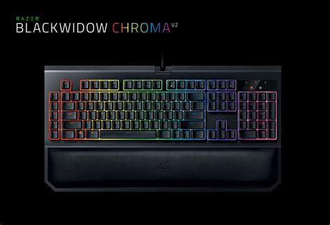 Keyboard Gaming Deluxe razer blackwidow chroma v2 review deluxe keyboard
