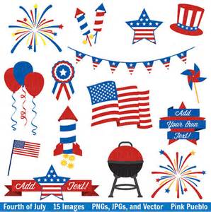 Vintage Fourth Of July Decorations Fourth Of July Clip Art Clipart 4th Of July Clip Art Clipart