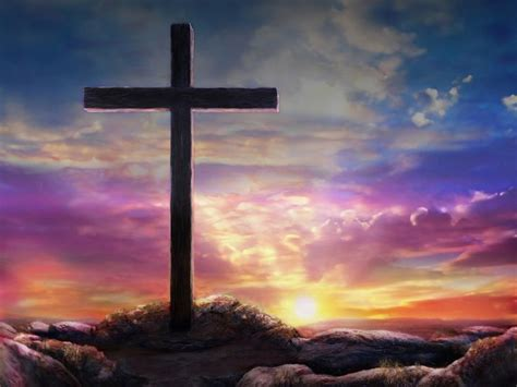 majestic pictures of crosses and jesus three 4k wallpaper