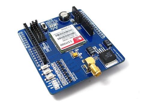 tutorial arduino gprs sim900 gsm gprs shield for arduino