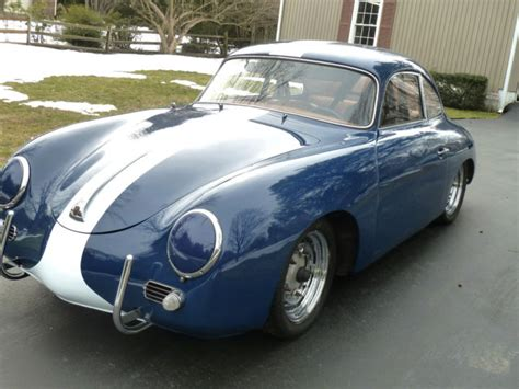 vintage porsche race car 1958 porsche 356 a coupe vintage race car vscca