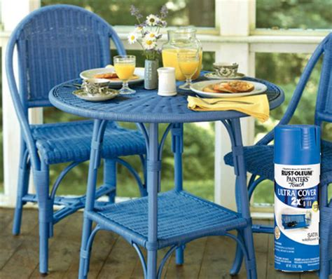 How To Restore Wicker Patio Furniture by Home Dzine Garden Ideas How To Restore And Rev Wicker