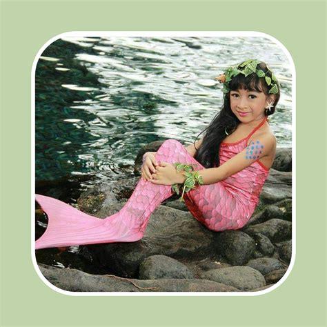 Baju Ekor Hello kostum baju putri duyung toko bunda