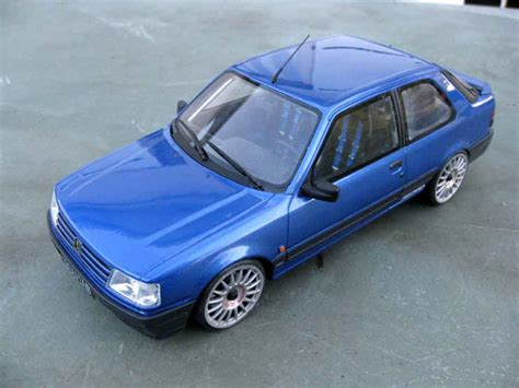Gruppe N Auto Kaufen by Peugeot 309 Gti 16 16s Gruppe N Ottomobile Modellauto 1 18