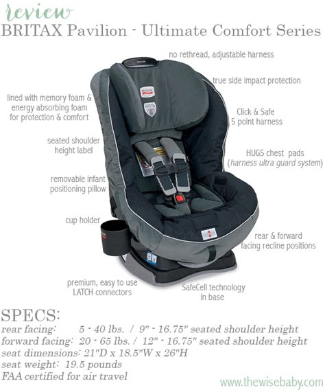 britax comfort series britax pavilion review ultimate comfort series the