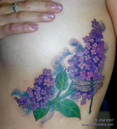 lilac tattoo i heart tattoos pinterest