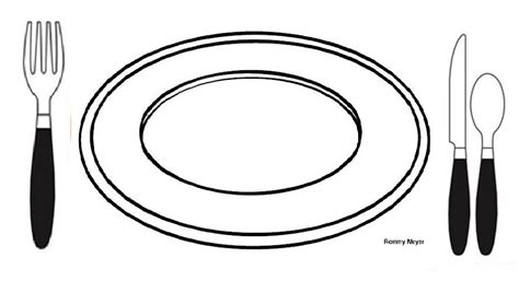 imagenes para colorear plato del buen comer dibujos para colorear de el plato del buen comer imagui