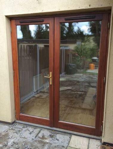 Patio Door Frame Solid Teak Patio Doors And Frame For Sale In Wicklow Town Wicklow From Rob Delott