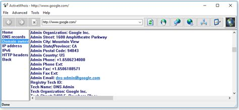 Lookup Ip Address Owner Whois Domain Lookup Search Whois Lookup Find Who The Knownledge
