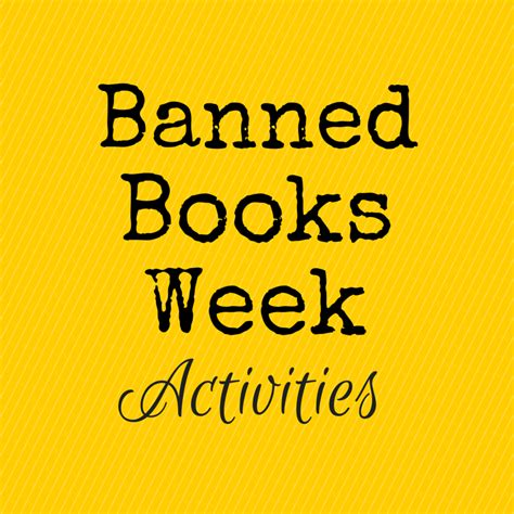 suddenly forbidden books free banned books week activities elementary librarian
