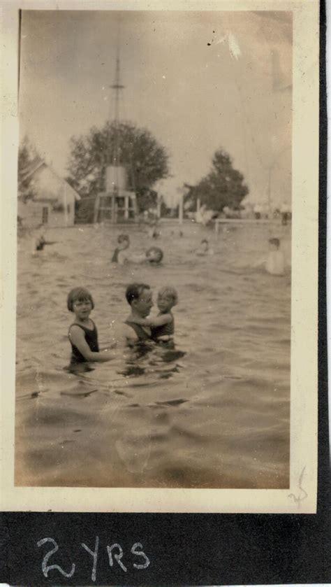 Kansas Records Genealogy Photo Identification What Pool Is This In Kansas