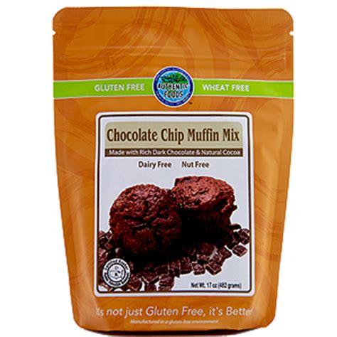 Tepung Premix Muffin Trans Chocolate 5 gluten free chocolate chip muffin mix