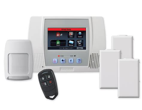 honeywell l5000pk 5811 l5000 lynx touch wireless home
