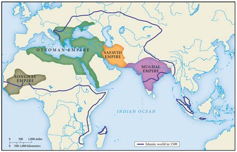 Ottoman And Safavid Empires In The Islamic Heartland Ottoman And Safavid Empires Picture To Pin On Thepinsta