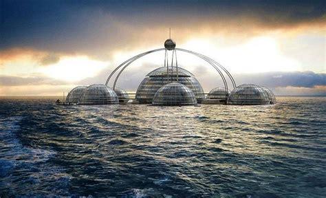 Sub Biosphere 2 | wordlesstech sub biosphere 2 futuristic city