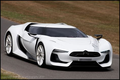 citroen concept the world of otomotif citroen gt concept futuristic