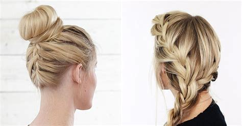 french public hair 50 fabulous french braid hairstyles to diy more com