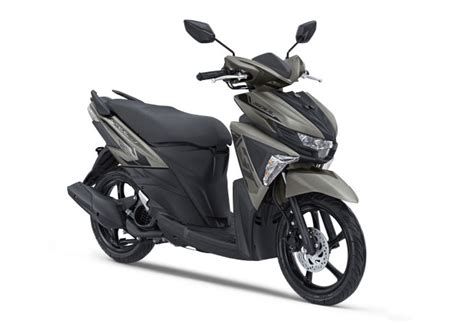 Lu Led Soul Gt 125 Blue yamaha launches new soul gt 125cc scooter in indonesia