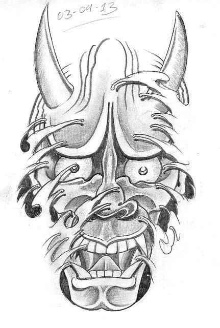 hannya mask tattoo price 17 best images about hannya mask on pinterest samurai