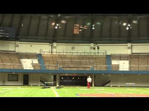 what is a field house test flight manley field house youtube