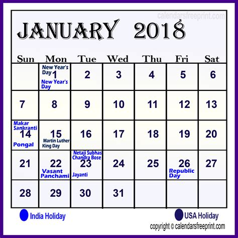 printable monthly calendar singapore january 2018 calendar singapore with templates in pdf format